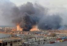 At Least 70 Dead After Massive Explosion In Beirut