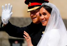 We Finally Know Meghan Markle's Wedding Nail Polish — & It's A Break From Tradition