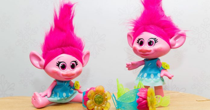 Hasbro Is Pulling A Trolls Doll Off Shelves For Inappropriate Button Placement