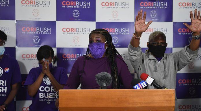 Cori Bush's victory signals the return of the protester-politician