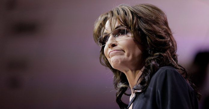 Sarah Palin Gave Us Plenty Of Things To Criticize That Weren't Related To Her Gender
