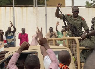 Mali's president was elected after a coup. Another coup just removed him from power.
