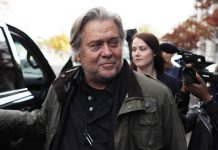 The post office arrested Steve Bannon. Yes, the post office can arrest people.
