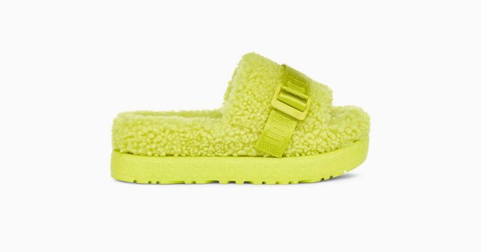 We're Swapping Out Summer Sandals For Fuzzy Fall Slides