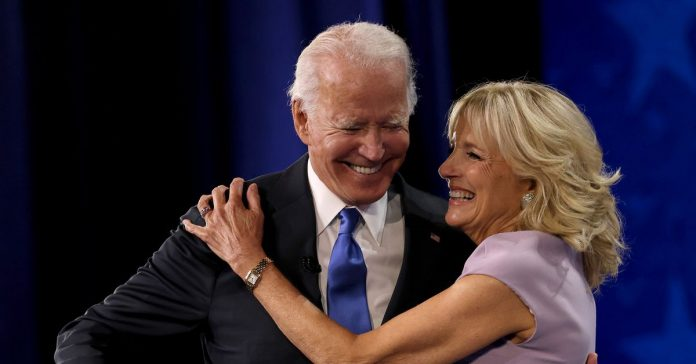 """Fox News thinks Joe Biden's DNC speech was """"a home run"""""""