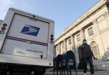Democrats push for $25 billion for the Postal Service. The White House says it will reject it.