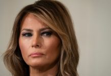 Melania, What Happened To Our Rose Garden?
