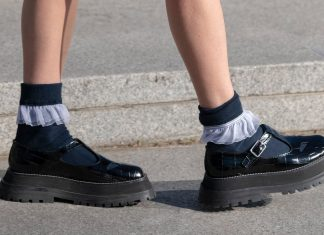 This Back-To-School Shoe Trend Is All Over Instagram