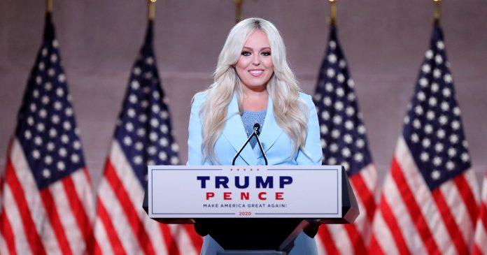 Tiffany Trump's RNC Speech Felt Like An Audition For Favorite Daughter. Sad!