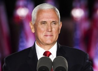 The most shocking line in Vice President Pence's 2020 RNC speech