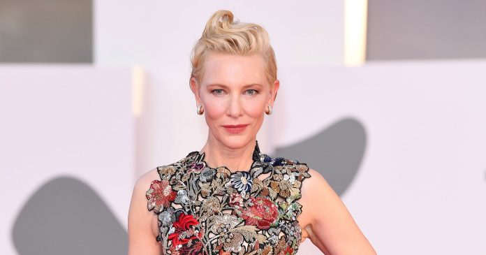 Cate Blanchett Is Rewearing Red Carpet Looks For The Venice Film Festival