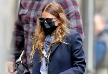 Leather Face Masks Are On The Rise Just In Time For Fall