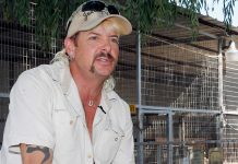 "Joe Exotic Called Trump A ""Hero,"" But Also Asked To Be Pardoned From His Sentence"