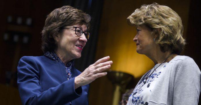 Murkowski and Collins: No Supreme Court vote before Election Day