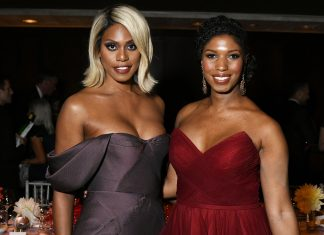 Laverne Cox's Makeup Artist Is Creating A Safe Space In Hollywood