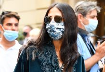 Thanks To Face Masks, It's All About Eyes In New York