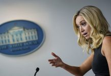 Kayleigh McEnany has made a mockery of her promise not to lie. Tuesday's briefing was case in point.
