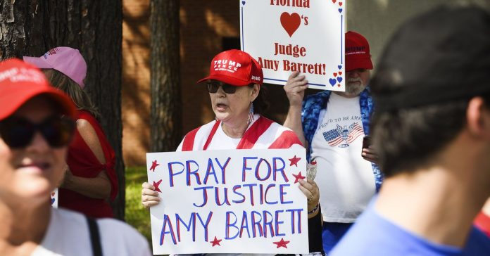 What Amy Coney Barrett on the Supreme Court would mean for abortion rights