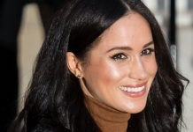 Meghan Markle's Warm Cinnamon Highlights Are Right On Trend For Fall