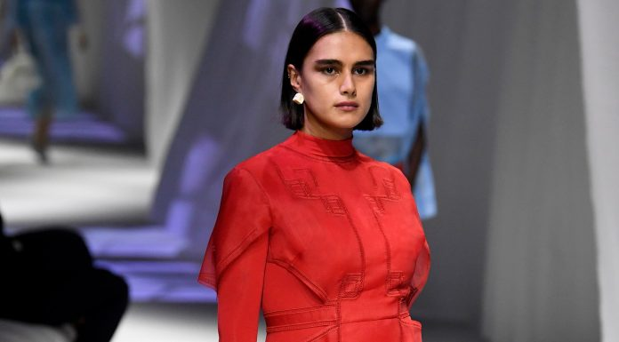 Milan Fashion Week's Trends Featured At-Home Fashion At Its Finest