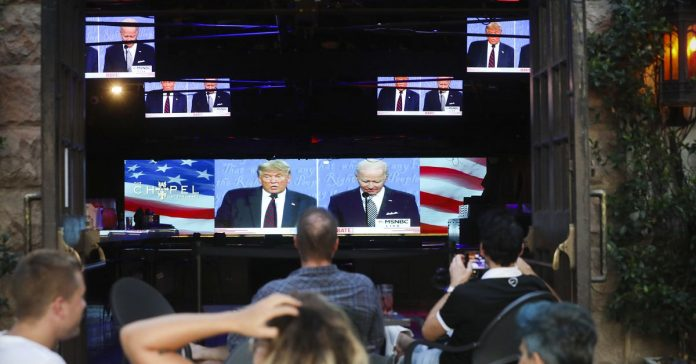 Vote-by-mail is not full of fraud, despiteTrump's debate claims