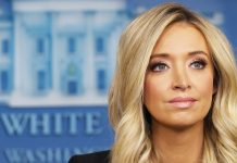 Is Kayleigh McEnany The Only Person Who Believes Trump Has Condemned White Supremacy? Yes.