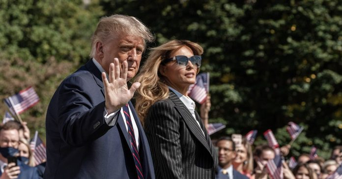 A Timeline Of Everything Trump Did The Week Before He Tested Positive For COVID-19
