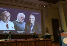 The Nobel in Medicine went to 3 scientists who co-discovered hepatitis C