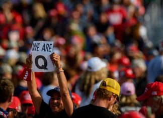 Facebook bans QAnon (again)