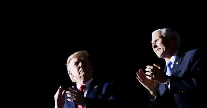How Mike Pence enabled Donald Trump's botched Covid-19 response