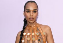 """Why Kerry Washington Is Done """"Moisturizing For The Red Carpet"""""""