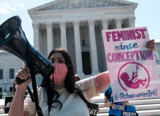 The bizarre abortion order just handed down by the Supreme Court, briefly explained