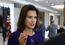 """The woman in Michigan"": How Gretchen Whitmer became a target of right-wing hate"