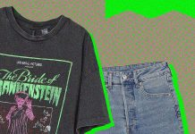 H&M's New Glam-Rock Collection Will Make You Nostalgic For The '90s