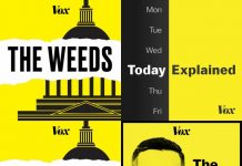 Listen to Vox podcasts on the 2020 election