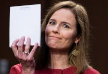 Amy Coney Barrett's Identity As A White, Christian Mother Is A Shield — & A Weapon