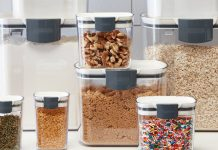 15 Food Storage Containers That'll Make Your Kitchen Look Like A Pinterest Board