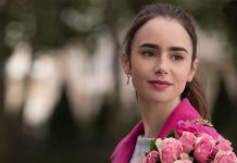 16 Beauty Products Lily Collins Actually Wore In Emily In Paris