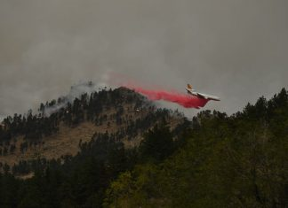 Colorado is fighting its largest wildfire in history