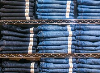Can a pair of jeans kill the coronavirus?