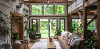 This Breathtaking Barnhouse Is A Weekend Oasis (& It's Rentable!)