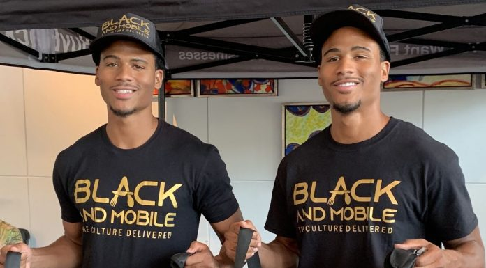 This entrepreneur is competing with DoorDash — by delivering only from Black-owned restaurants