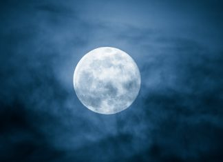 What The Full Blue Moon Means For Your Halloween