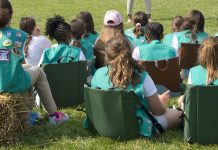 The Girl Scouts Are Under Fire For Congratulating Amy Coney Barrett