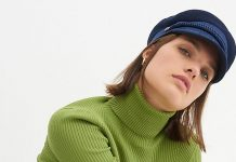 The Top 10 Ribbed Turtlenecks Found Online Right Now