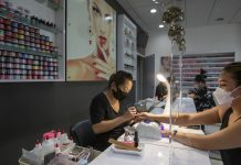 Beauty businesses are struggling without us