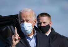 Final Pennsylvania presidential polls have Biden winning the pivotal swing state