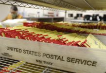 What's really going on with the mail-in ballots the US Postal Service can't trace