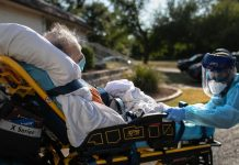 The US Covid-19 epidemic hit a deadly new milestone, and help isn't on the way
