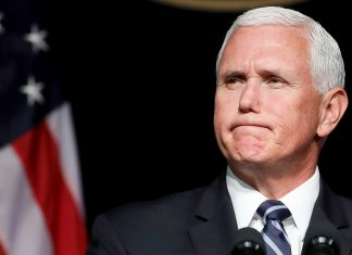 Meanwhile, Where In The World Is Mike Pence?